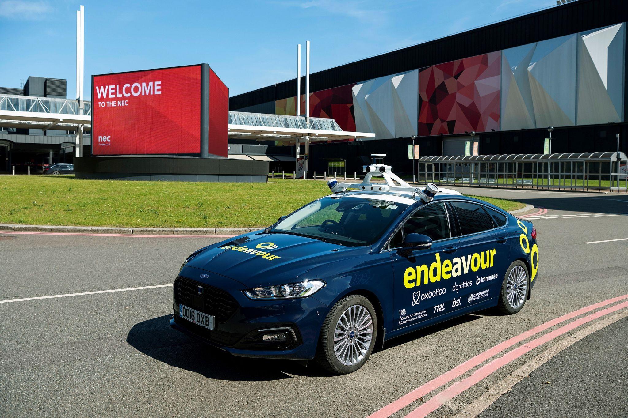 Project Endeavour, Birmingham